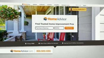 HomeAdvisor TV Spot, 'HomeAdvisor Testimonials' - Thumbnail 2