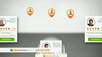 HomeAdvisor TV Spot, 'HomeAdvisor Testimonials' - Thumbnail 3