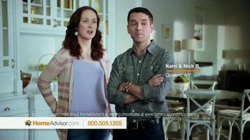 HomeAdvisor TV Spot, 'HomeAdvisor Testimonials'