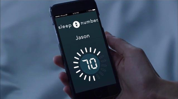 Sleep Number Veterans Day Special Edition Mattress TV Spot, 'Adjust' - 366 commercial airings
