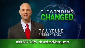 Ty J. Young TV Spot for Market Crash
