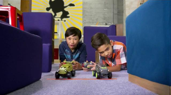 Air Hogs Shadow Launcher TV Spot, 'Disney XD' - 16 commercial airings