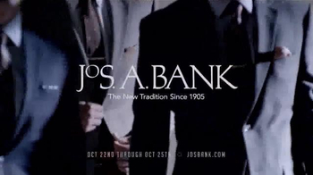 JoS. A. Bank Buy 1 Get 3 Free Sale TV Spot, 'Last Time Ever' - Thumbnail 7