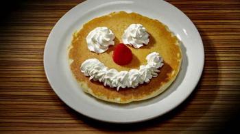 IHOP Free Scary Face Pancake TV Spot, 'Halloween' - Thumbnail 2