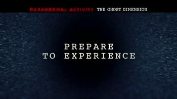 Paranormal Activity: The Ghost Dimension - Alternate Trailer 14