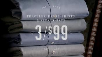 JoS. A. Bank TV Spot, 'Buy 2 Sweaters, Get 1 Free' - Thumbnail 5