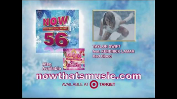 Now That's What I Call Music 56 TV Spot - Thumbnail 10