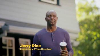 McDonald's TV Spot, 'Jerry's Flowers' Featuring Jerry Rice - Thumbnail 1