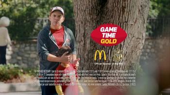 McDonald's TV Spot, 'Jerry's Flowers' Featuring Jerry Rice - Thumbnail 7