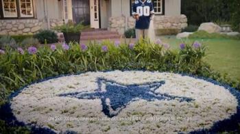 McDonald's TV Spot, 'Jerry's Flowers' Featuring Jerry Rice - Thumbnail 4