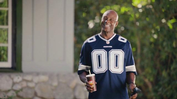 McDonald's TV Spot, 'Jerry's Flowers' Featuring Jerry Rice - 112 commercial airings