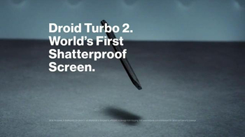 Motorola Droid Turbo 2 TV Spot, 'Shatterproof Technology' - Thumbnail 8
