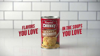 Campbell's Chunky Soup TV Spot, 'Flavors You Love' - Thumbnail 8