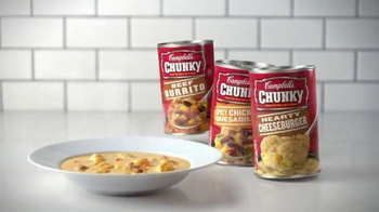 Campbell's Chunky Soup TV Spot, 'Flavors You Love' - Thumbnail 9