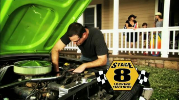 Stage 8 Locking Fasteners TV Spot, 'Beach' - Thumbnail 5