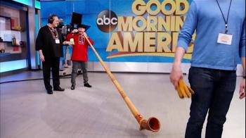 Ricola TV Spot, 'ABC: Good Morning America' - Thumbnail 4