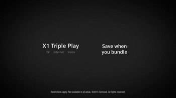 XFINITY X1 Triple Play TV Spot, 'Hide and Seek' - Thumbnail 9