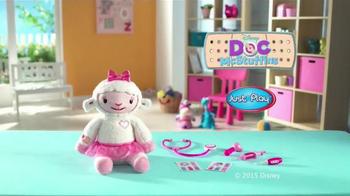 Doc McStuffins Take Care of Me Lambie TV Spot, 'Feel Good' - Thumbnail 7