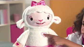 Doc McStuffins Take Care of Me Lambie TV Spot, 'Feel Good' - Thumbnail 2