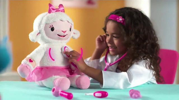 Doc McStuffins Take Care of Me Lambie TV Spot, 'Feel Good' - 99 commercial airings