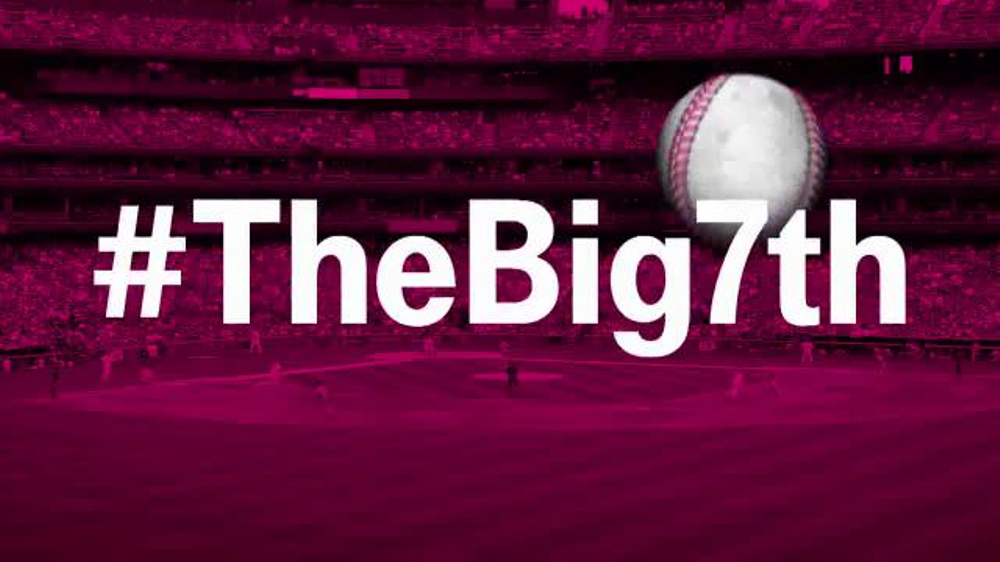 T-Mobile TV Commercial, 'The Big 7th'