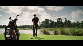 Cobra Golf King LTD TV Spot, 'Be the Best' Featuring Rickie Fowler