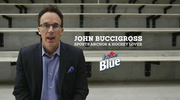 Labatt Blue TV Spot, 'Sled Hockey' Featuring John Buccigross