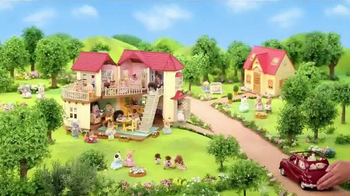 Calico Critters Luxury Townhome TV Spot, 'Home is Where Love Lives' - Thumbnail 2