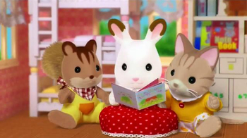 Calico Critters Luxury Townhome TV Spot, 'Home is Where Love Lives' - Thumbnail 3