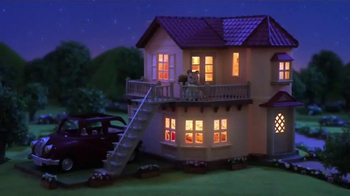 Calico Critters Luxury Townhome TV Spot, 'Home is Where Love Lives' - Thumbnail 5