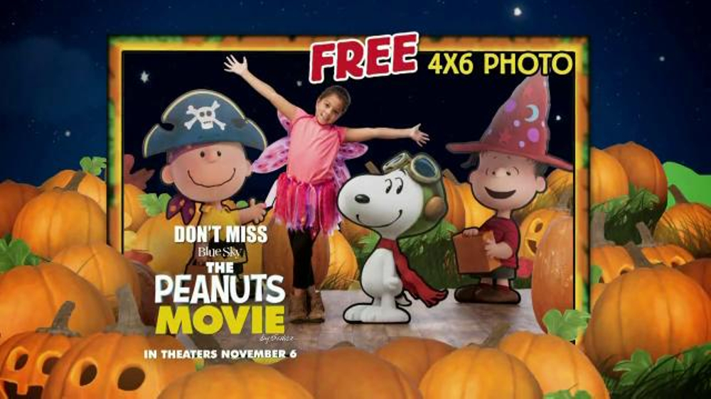bass pro shops trophy deals tv commercial halloween and the peanuts movie ispottv