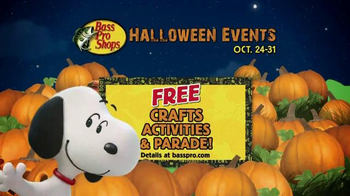 Bass Pro Shops Trophy Deals TV Spot, 'Halloween and The Peanuts Movie' - Thumbnail 6