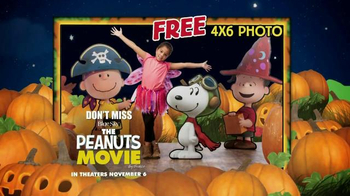 Bass Pro Shops Trophy Deals TV Spot, 'Halloween and The Peanuts Movie'