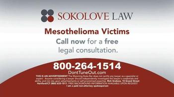 Sokolove Law TV Spot, 'Don't Tune Out' - Thumbnail 7