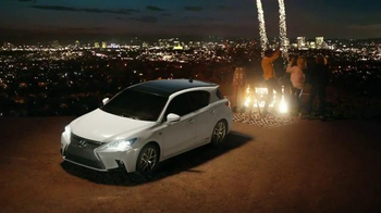 Lexus CT Hybrid TV Spot, 'Up for as Much as You Are' - Thumbnail 8