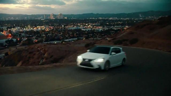 Lexus CT Hybrid TV Spot, 'Up for as Much as You Are' - Thumbnail 6