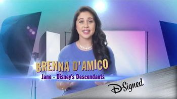 Disney Style Descendants D-Signed Collection TV Spot, 'Be True to Yourself' - 404 commercial airings