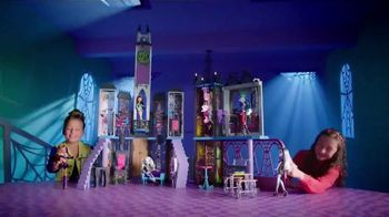 Monster High TV Spot, 'Party Like a Ghoul'