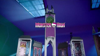 Monster High TV Spot, 'Party Like a Ghoul' - Thumbnail 1