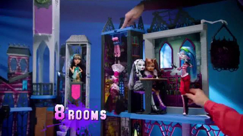 Monster High TV Spot, 'Party Like a Ghoul' - Thumbnail 3