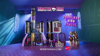 Monster High TV Spot, 'Party Like a Ghoul' - Thumbnail 5