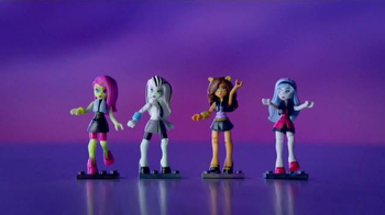 Monster High TV Spot, 'Party Like a Ghoul' - Thumbnail 7