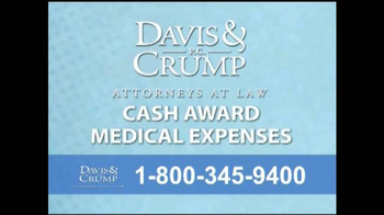 Davis & Crump, P.C. TV Spot, 'Replacement Infections' - Thumbnail 5