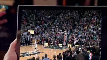 XFINITY NBA League Pass TV Spot, 'Front Row Seat'