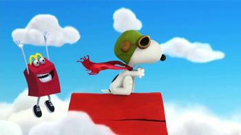 McDonald's Happy Meal TV Spot, 'The Peanuts Movie' [Spanish] - Thumbnail 1