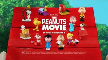 McDonald's Happy Meal TV Spot, 'The Peanuts Movie' [Spanish] - Thumbnail 9