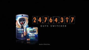 Gillette Fusion ProGlide TV Spot, 'Smooth Operator' - Thumbnail 8