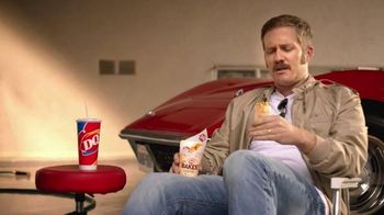 Dairy Queen Snack Melts TV Spot, 'I'm a Fan' - Thumbnail 5
