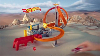 Hot Wheels Spin Storm TV Spot, 'Boom! Boom! Boom!' - Thumbnail 8