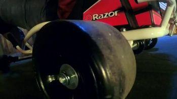 Razor GFD Fury TV Spot, 'Introducing the Ground Force Drifter Fury!'